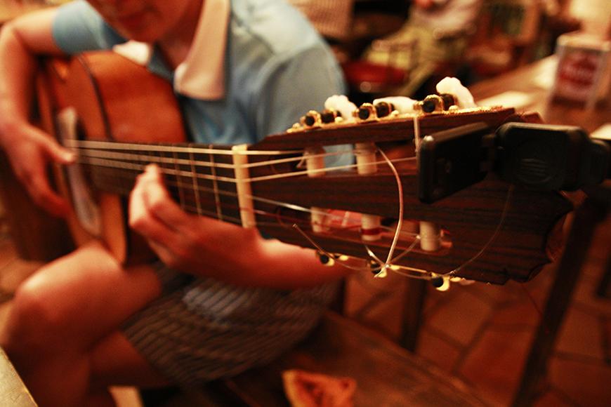 フラメンコ・ギターの音色に酔いしれる_MG_1088