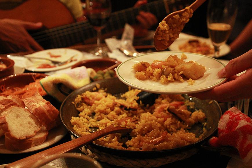 スペイン料理居酒屋でスペイン料理とワインに舌鼓!_MG_1118