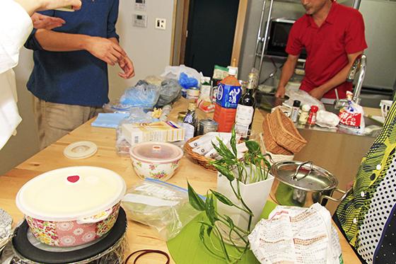 ブランチアベニューのメンバーがキッチンに集合!_MG_6542