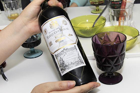 素敵なワインが並びます・・・_MG_7067
