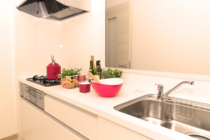 調理に余裕の大型システムキッチン_MG_8721