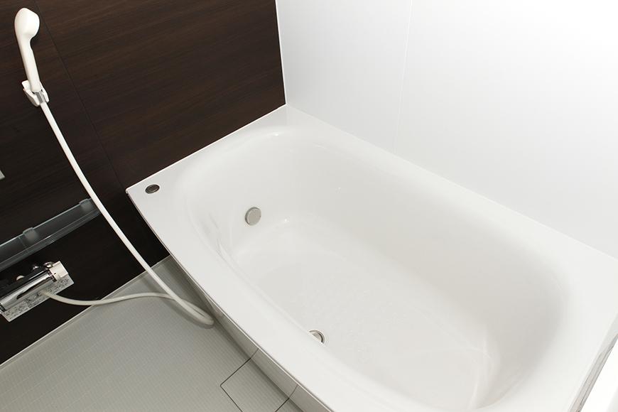 お風呂は1416サイズで バスタブも160cmのゆったりサイズ_MG_9509