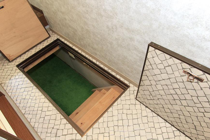 扉をすべて外し、階段をGo!_MG_9930