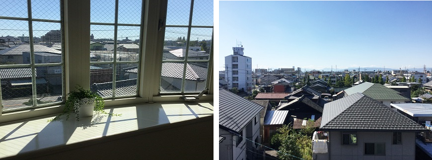 名古屋港の花火がお部屋で楽しめる羨望で、解放感、日当たり最高の正にぺントハウスです♪