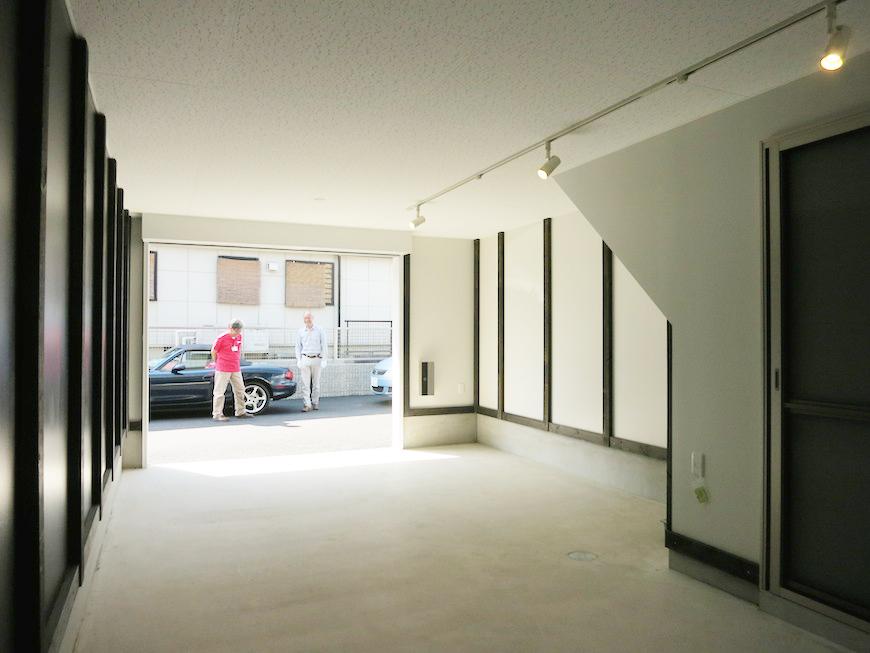 広さ4.0m×7.3mのガレージ♪IMG_3640_rth