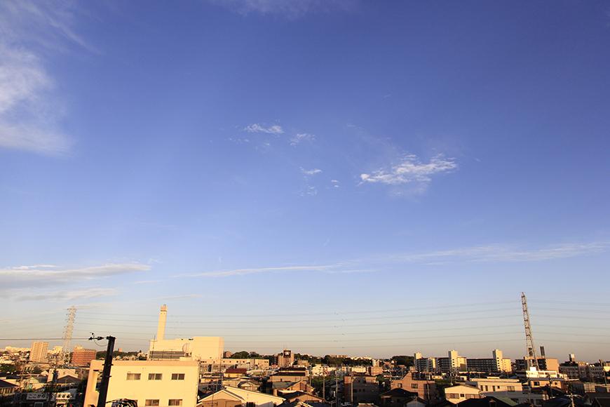 ユニーブル笠寺辺りは空が広く、色んな風景、色を楽しめます_MG_0022