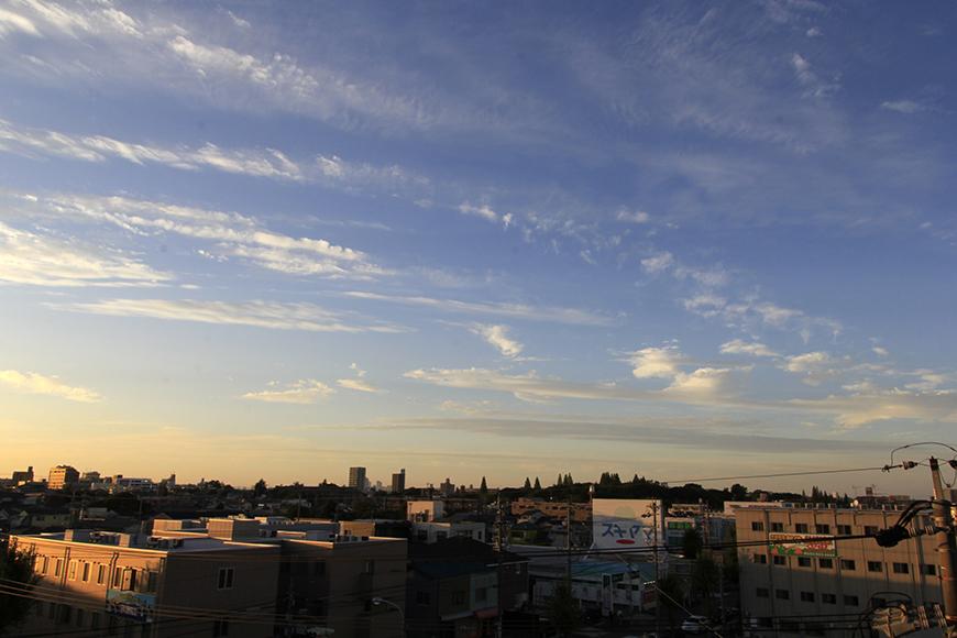 ユニーブル笠寺辺りは空が広く、色んな風景、色を楽しめます_MG_0049