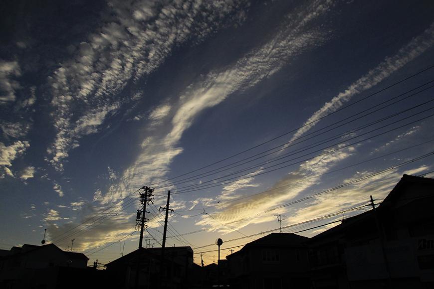 ユニーブル笠寺辺りは空が広く、色んな風景、色を楽しめます_MG_0066