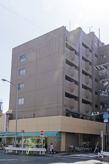 『TOMOS中村区役所』の一階はスーパーです_MG_9000