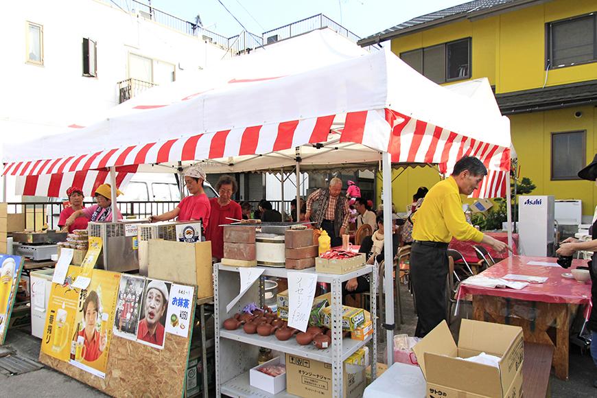 晴天に恵まれたお祭りには大人もゴキゲン☆_MG_9153