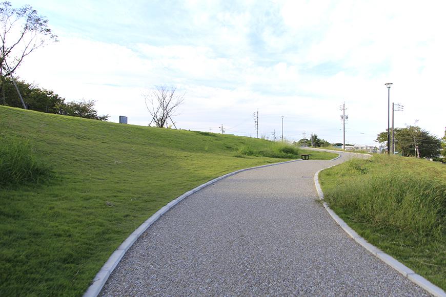 お散歩やウォーキング、ジョギング、ヨガなどなど、運動するにも最高の公園!_MG_9757