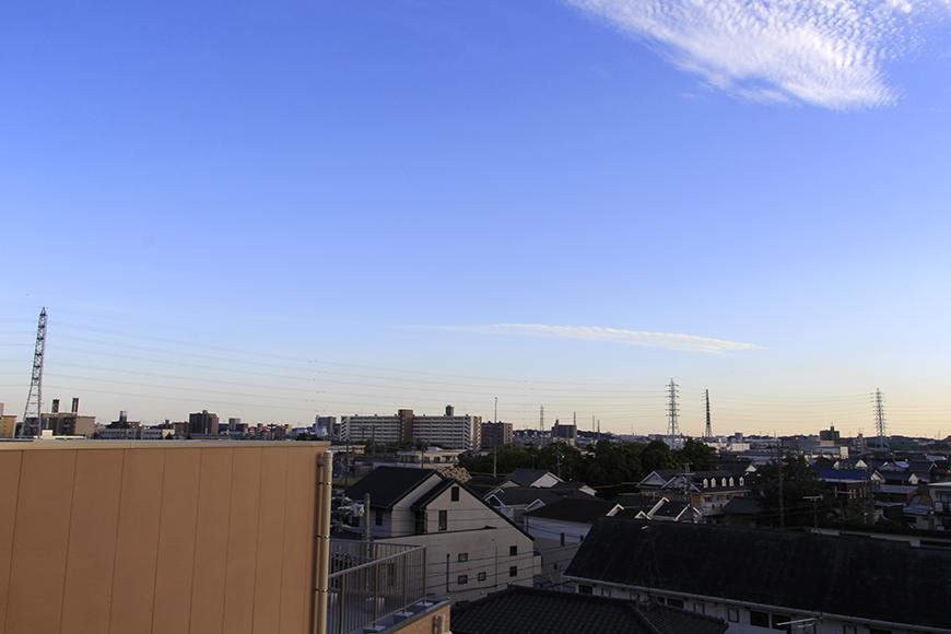 各部屋から色々な空を楽しめます!_MG_9875