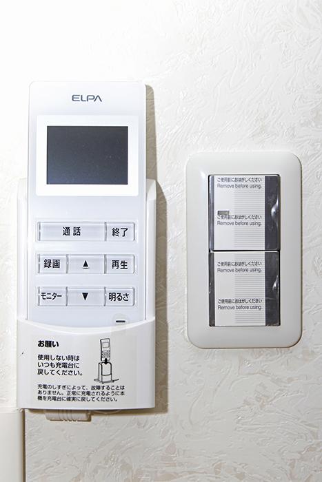 モニターフォン完備で、セキュリティ面も安心!_MG_9941s