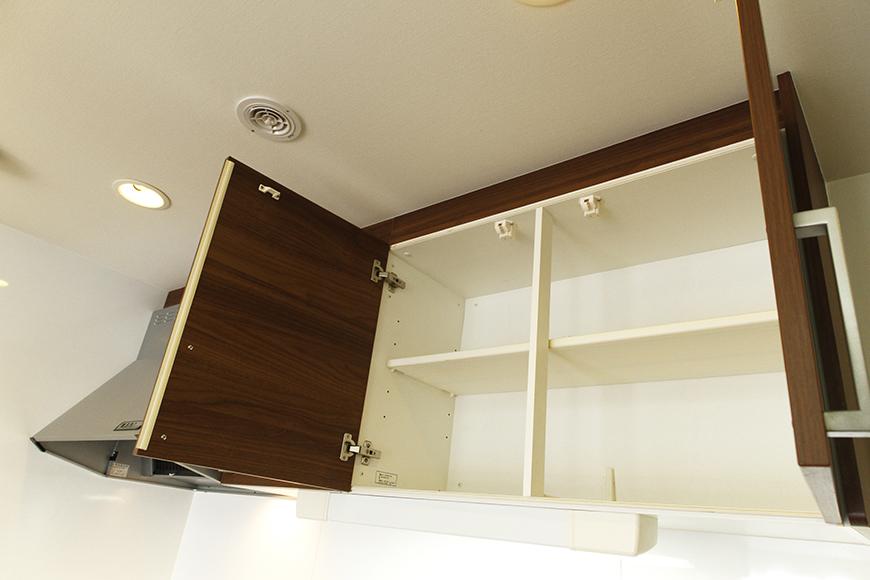 キッチン頭上のシッカリ収納☆_MG_8975