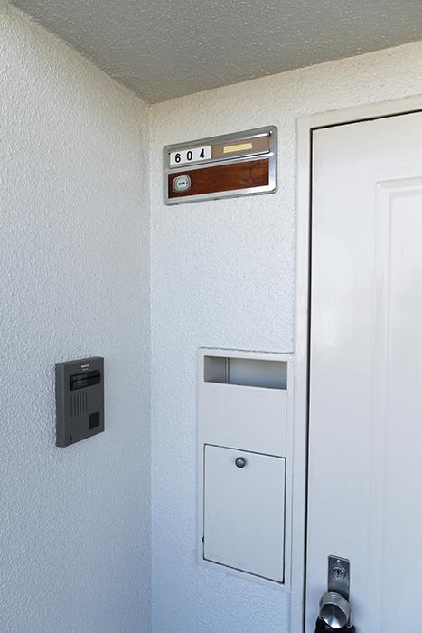 604号室の玄関です_MG_9006