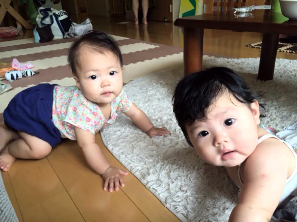 383HOUSE 赤ちゃんや小さなお子さん連れ、勿論OKです