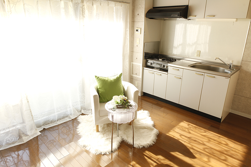 【102号室】クールな内装のこの部屋をどう変身させましょうか?_MG_0139