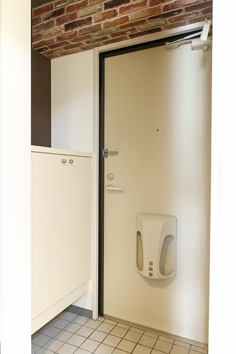 【302号室】302号室の玄関です_MG_0304