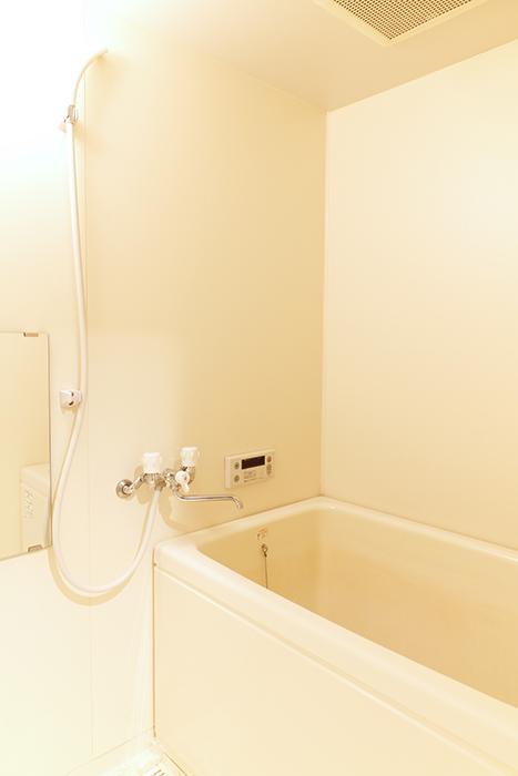 【203号室】バスルームです。シンプルが一番!_MG_0323