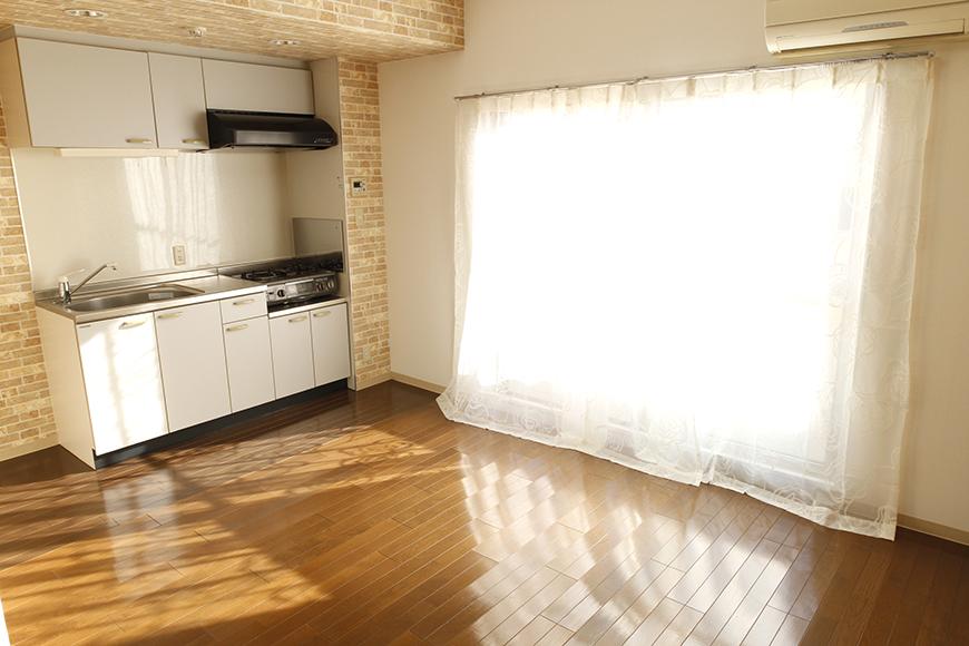 家具配置前のキッチン周辺です_MG_0350