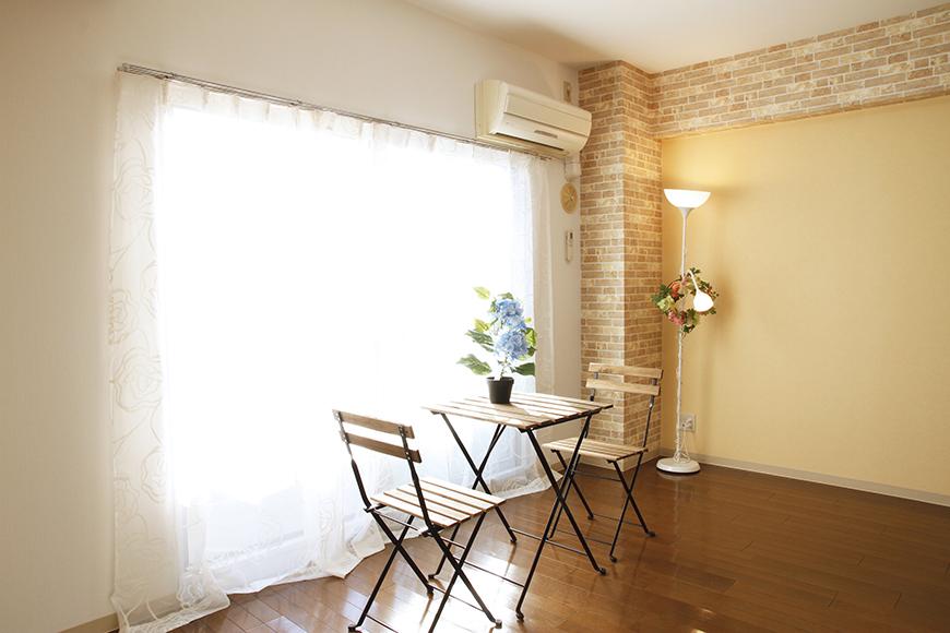 【203号室】窓際にテーブルを置いて、午後のひととき・・・_MG_0397