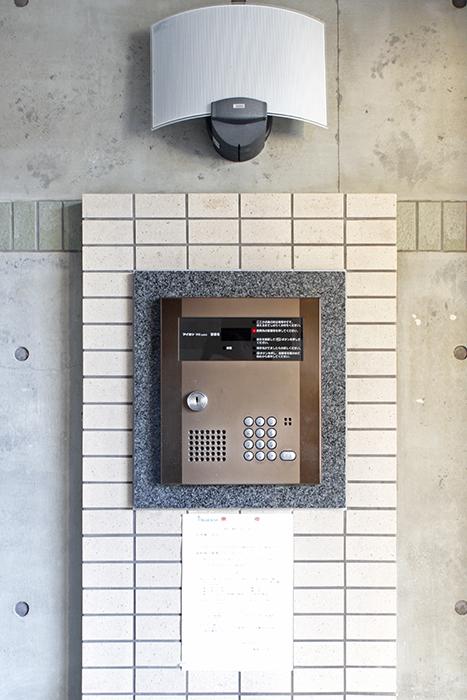 インターフォン・オートロック完備ですので、セキュリティ面もバッチリ☆_MG_0440