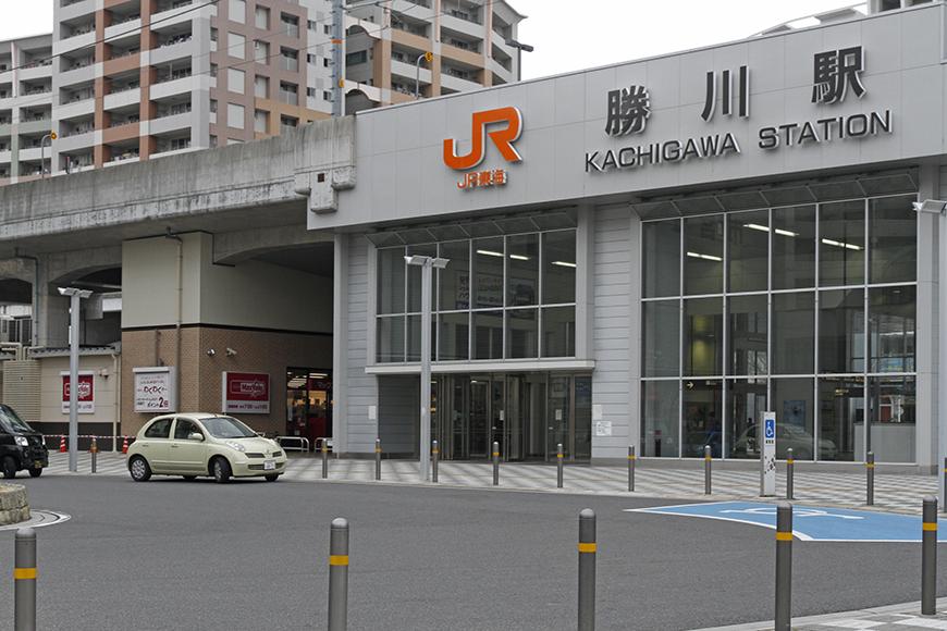JR勝川駅/マックスバリュ・エクスプレス勝川駅店:徒歩21分(1.7km)_MG_8949