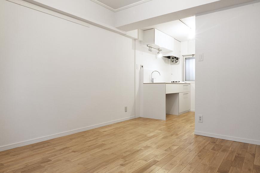 白を基調とした清潔感溢れるインテリア・内装はポイント高め!_MG_8981s2