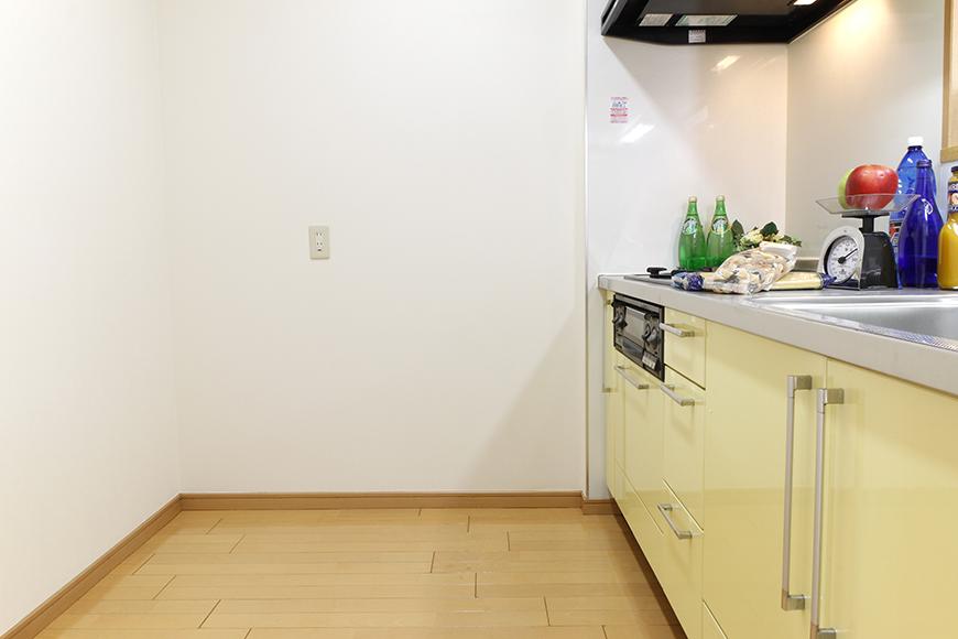 キッチンスペースもひろびろとしています_MG_9067