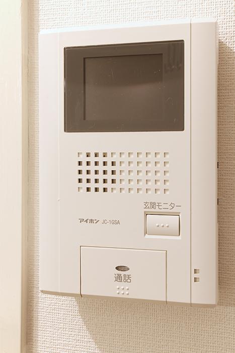 モニタ付インターフォン完備です_MG_9119