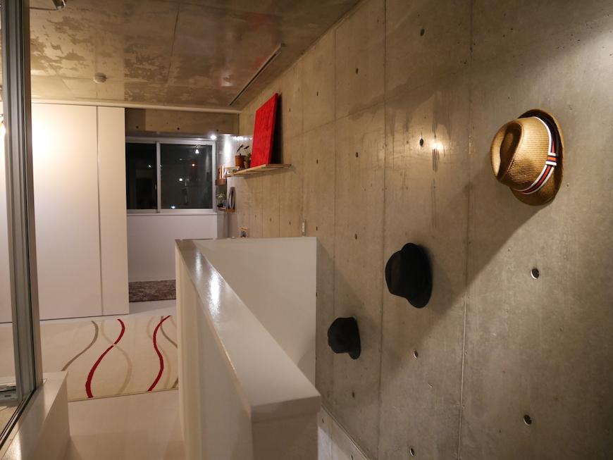 2階の階段スペース_P1000293