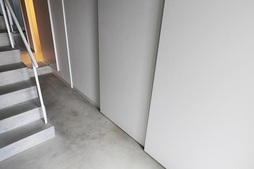 玄関から入ってすぐ、土間部分です_MG_2135s