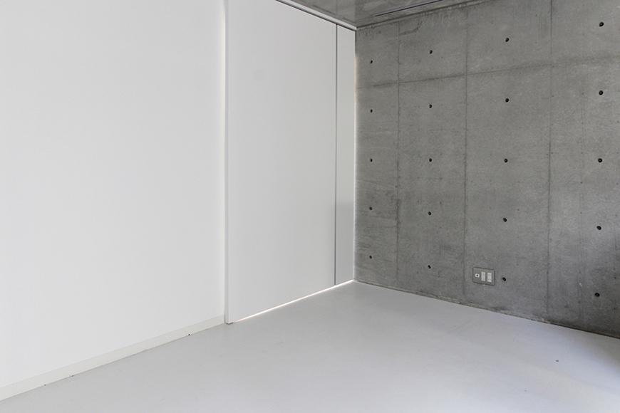 洋室のドアを閉めるとこんな感じです_MG_2307
