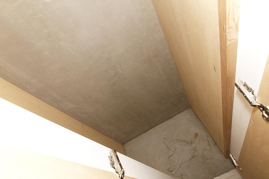 こちらはクローゼット収納スペース☆床から天井までの高い、たかーーーい収納!_MG_0035
