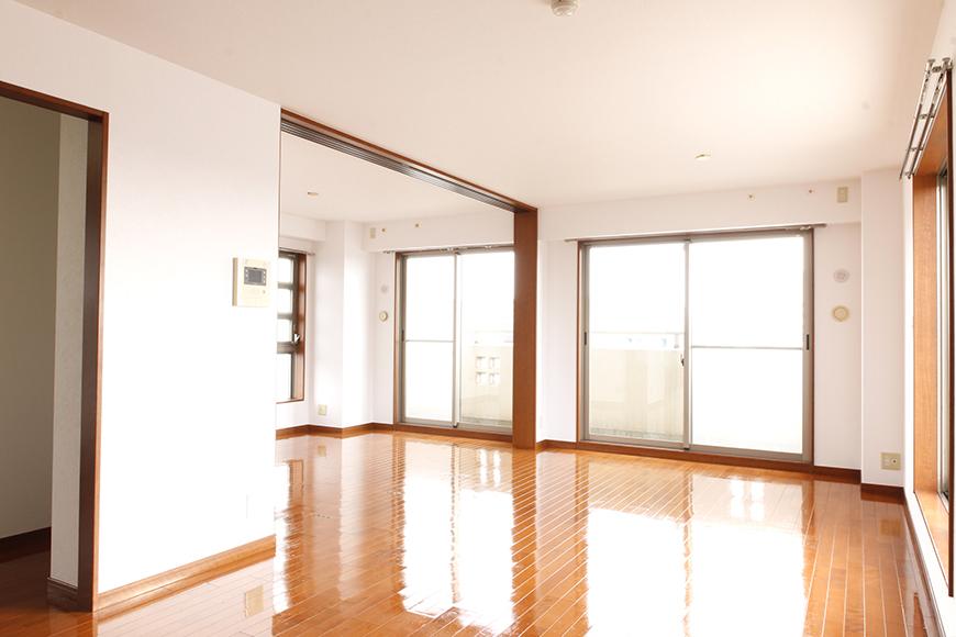 リビングと隣の洋室の大きな窓から、まばゆい光☆_MG_0588