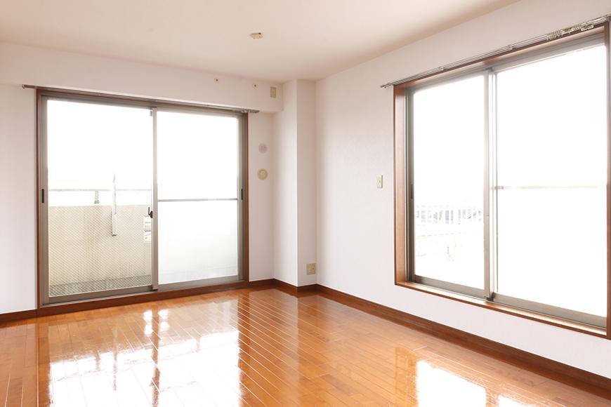 最上階に一部屋、と言う贅沢なこのお部屋の特権の明るいお部屋☆_MG_0599