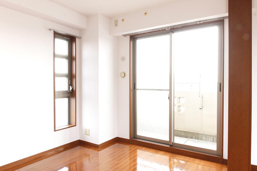 仕切りを開けようが閉めようが、洋室にも大きな窓があるので明るい明るい☆_MG_0614