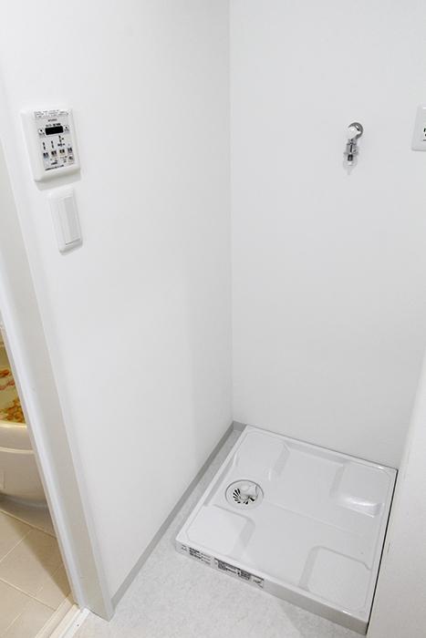 室内洗濯機置き場です_MG_4851