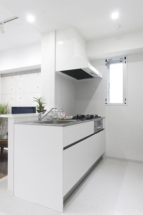 キッチンに窓があるのはポイント高し!_MG_4876