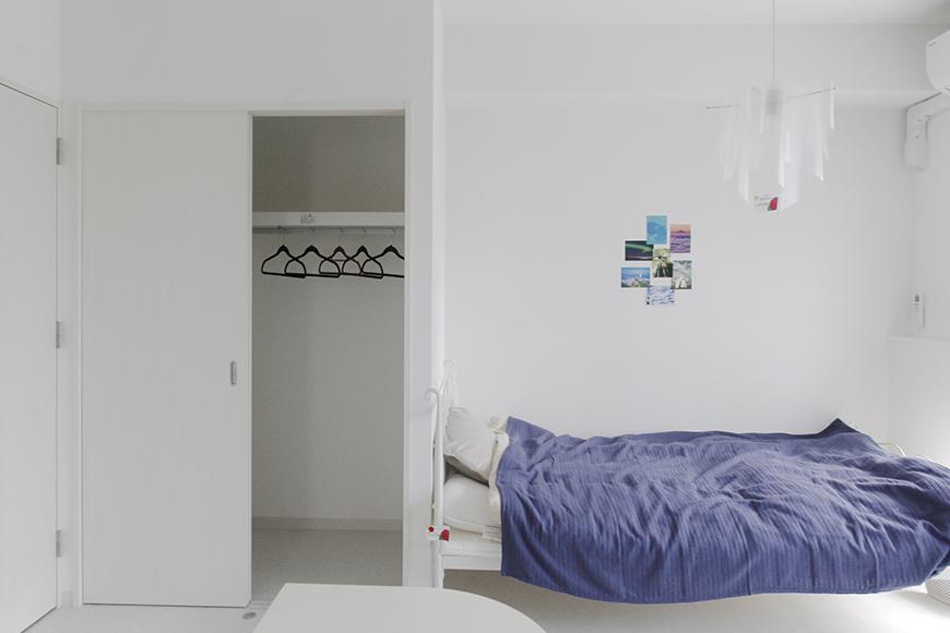 クールでステキな収納とベッドスペースです!_MG_4895