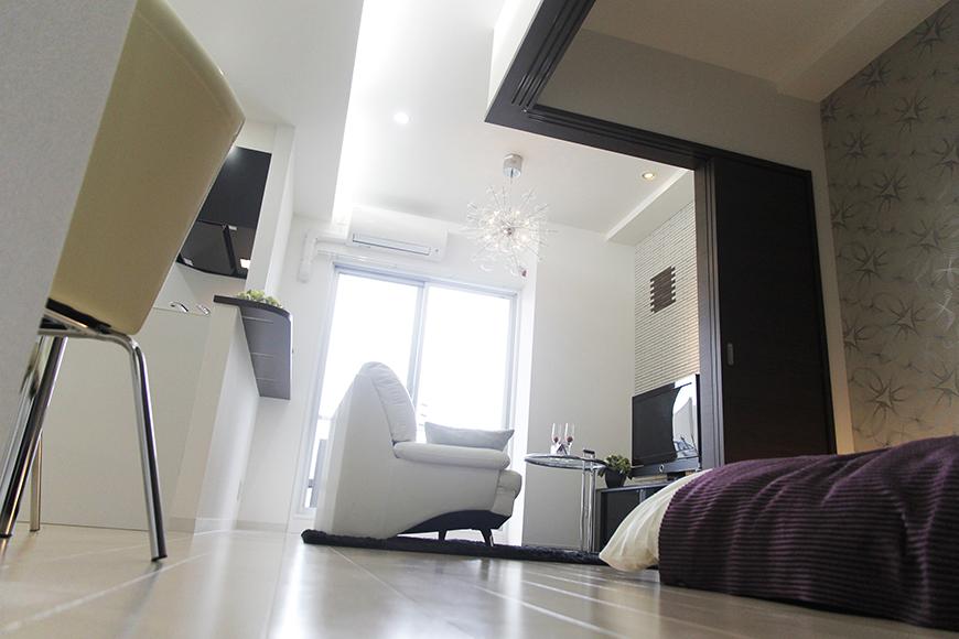 【Bタイプ:302号室】シンプル・スタイリッシュなニューヨークスタイルのお部屋はいかがでしたでしょうか?_MG_5294