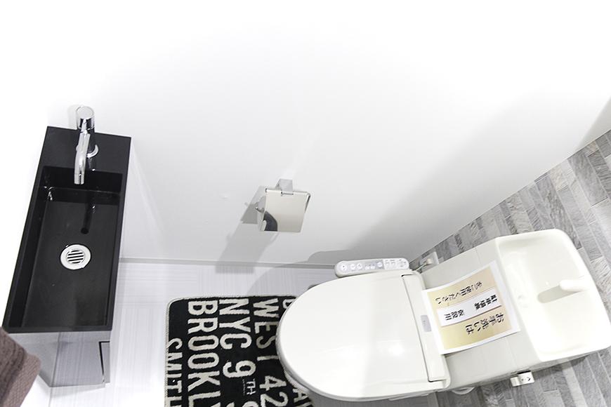 トイレもシンプル&スタイリッシュでカッコイイ☆_MG_5306