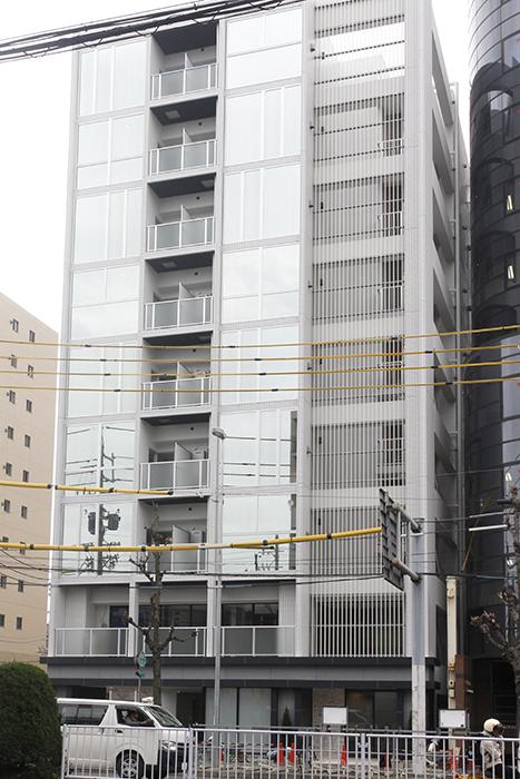 【GK fan RESIDENCE 黒川】の外観です_MG_5397