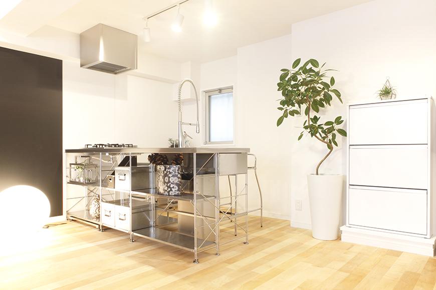 オシャレでステキなキッチン全景はご覧の通り!_MG_9681