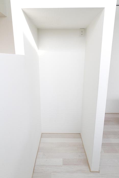 冷蔵庫はコチラのスペースに!_MG_9862