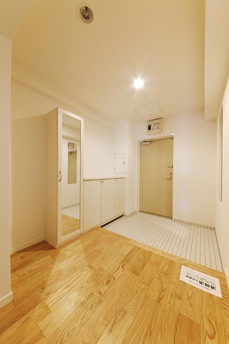 玄関周りにはシューズボックスや収納もバッチリです!_MG_5958