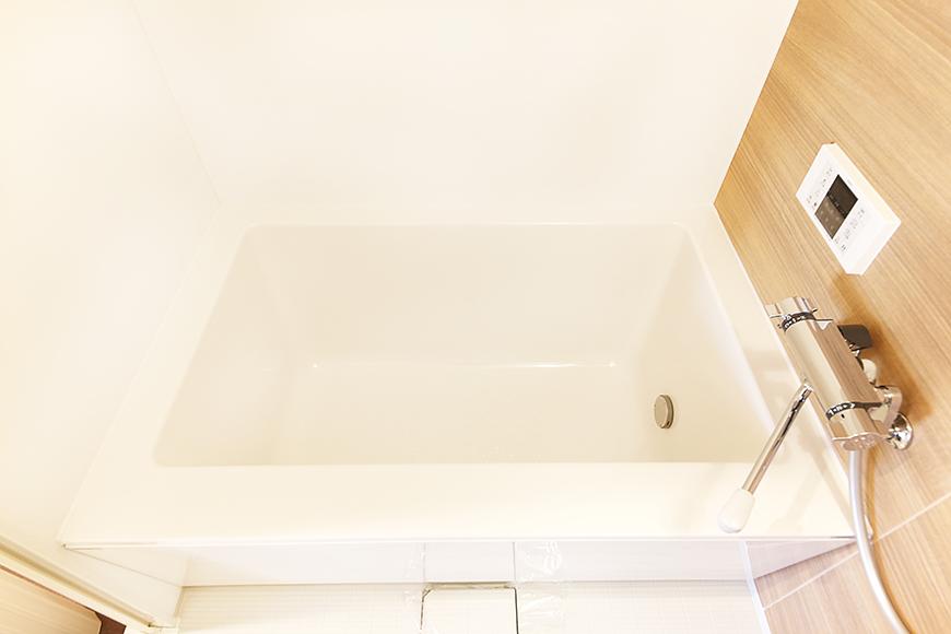 バスルームは落ち着く色合いのリラックス・ゾーン♪_MG_6258