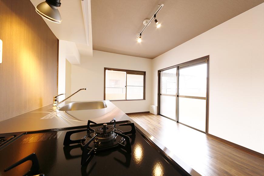 明るく楽しい賑やかな家族がこのキッチンに立つ姿を想像すると、  こちらまで楽しくなってきます☆_MG_6650s