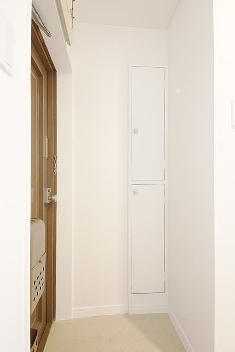 玄関です。シューズボックス・収納完備です_MG_6592