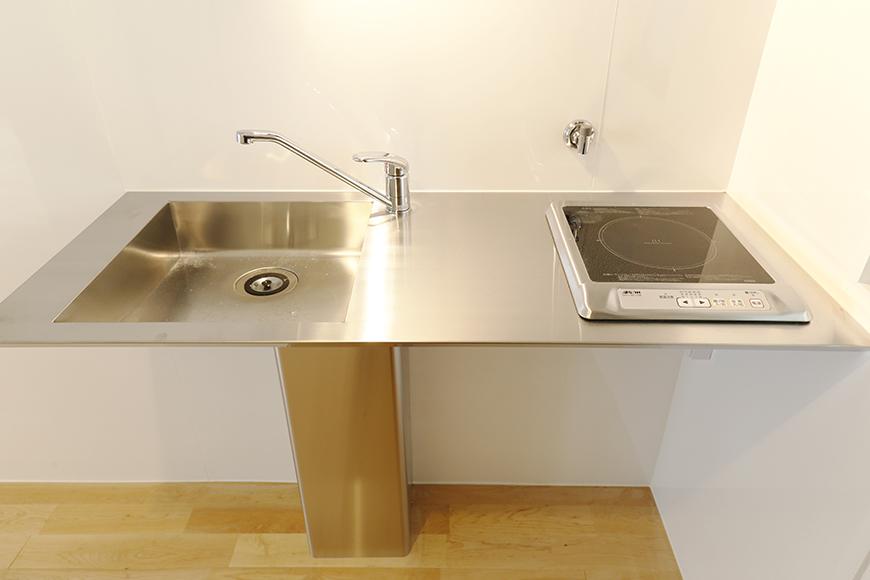 余計なものを一切排除した、シンプル イズ ベスト なステンレスのキッチン_MG_6728